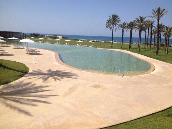 Verdura Resort: Outdoor sun heated pool.