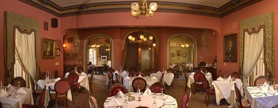 Main Dining Room Picture Of Peter Herdic House Restaurant