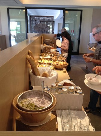 Verdura Resort : Breakfast buffet.