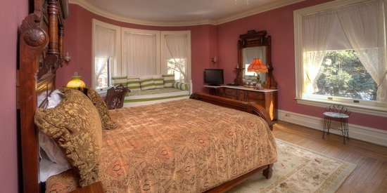 Peter Herdic Inn: Rose Room