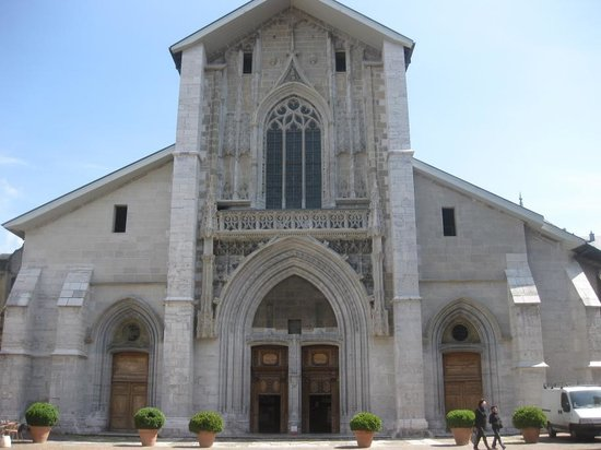 Cathédrale Saint-Francois-De-Sales