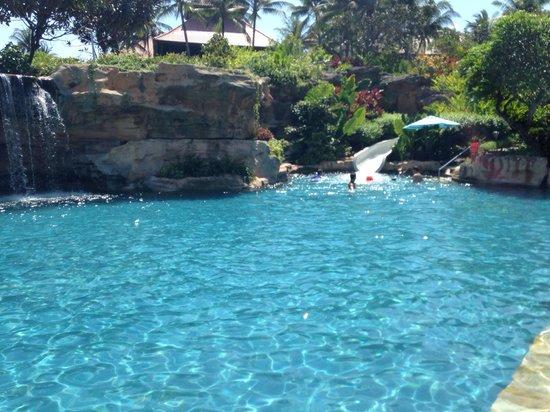 Pan Pacific Nirwana Bali Resort: Slides