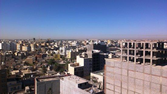 Al Mahary Radisson Blu Hotel, Tripoli: Rom view