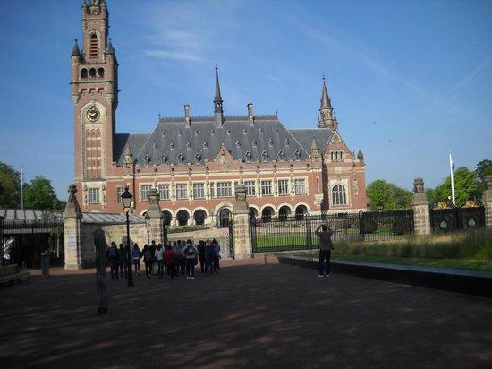 Palais de la Paix : Peace Palace