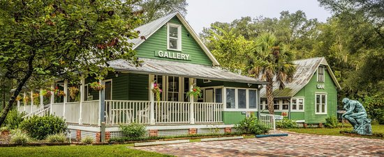 Floral City, FL: Florida Artists Gallery and Cafe