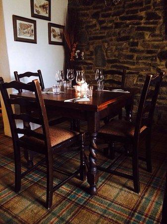 The Pheasant Inn & Restaurant: Restaurant