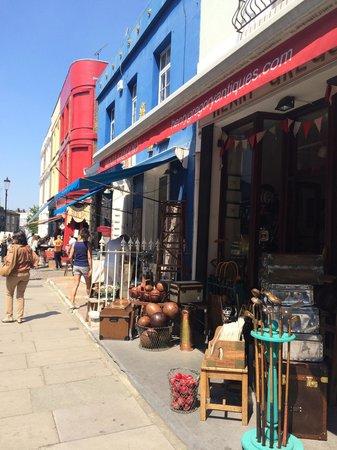 Portobello Road Market: Portobello Market