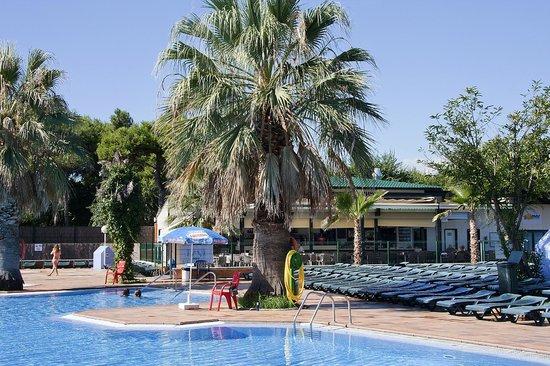 Camping Solmar: Pool