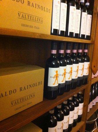 Agriturismo Il Talento Nella Quiete: Good Italian Wines