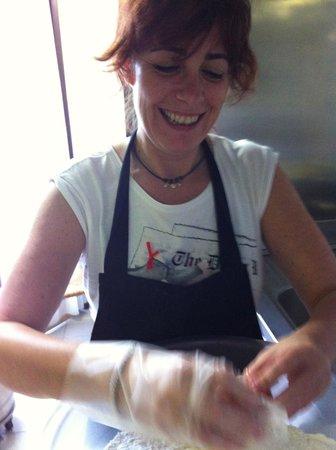 Agriturismo Il Talento Nella Quiete : Milena The Chef