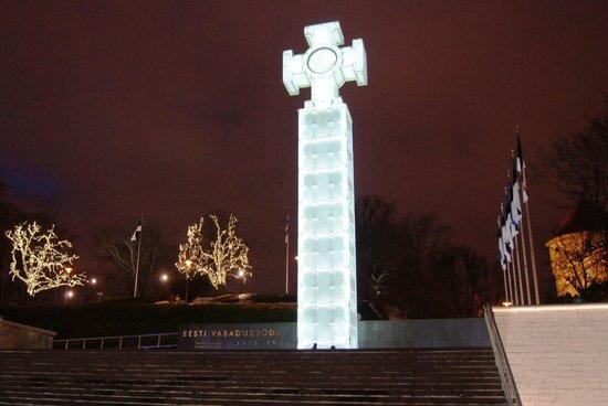 Vabaduse Monument: Монумент Свободы