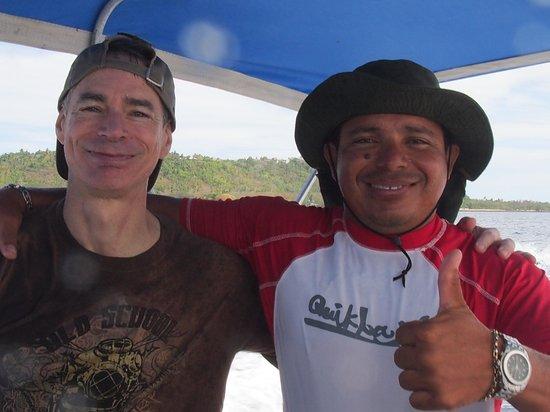 Karibik Diver: Edwin et Dan