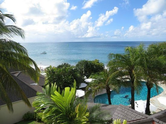 BodyHoliday Saint Lucia: View from the room