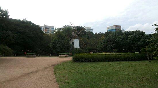 Parque Moinhos de Vento (Parcão): Lago do moinho.