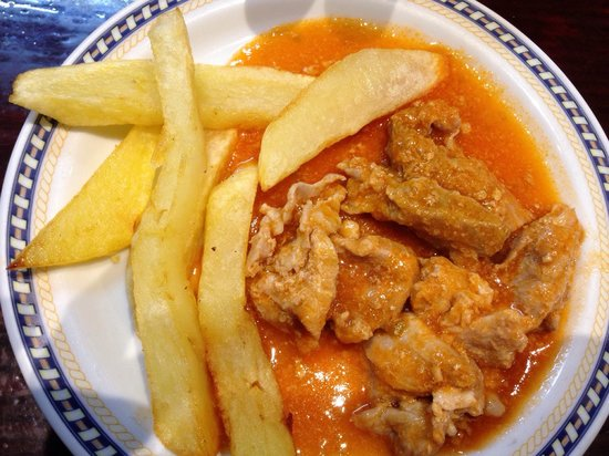 Bodeguita Antonio Romero: plato del día