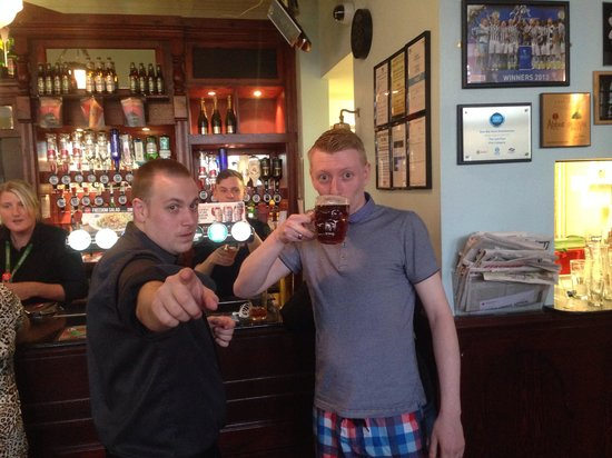 The Last post: Good beer, good cheer!