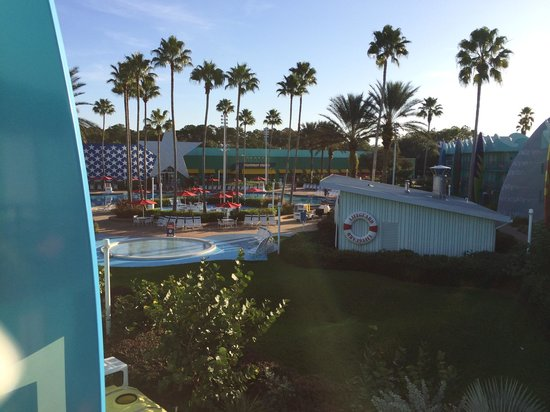Disney's All-Star Sports Resort: Surfers Pool