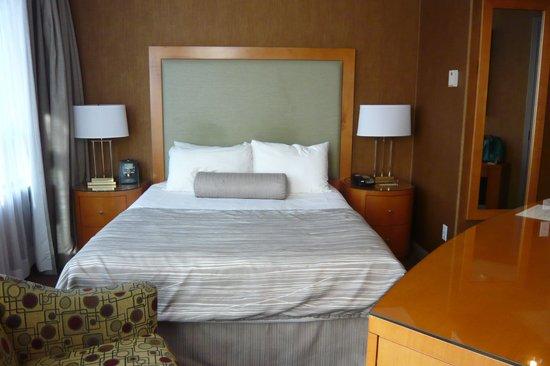 Executive Hotel Vintage Park: Queen room