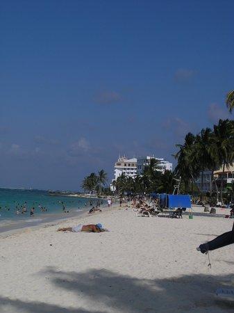 Decameron Isleño: la plage