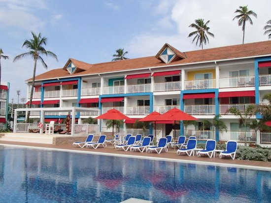 Decameron Isleño: Encore l'hotel