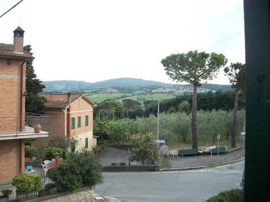 Agriturismo La Pietriccia: The view from my bedroom window