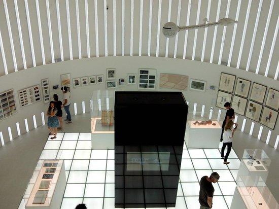 Museum of Image and Sound: exposição Stanley Kubrick - sala temática 2001 uma odisséia no espaço