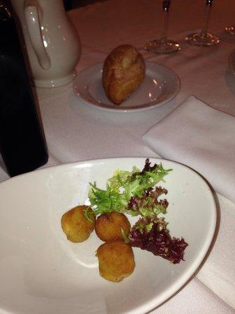 Restaurante Rincon de Pepe: Croquetas