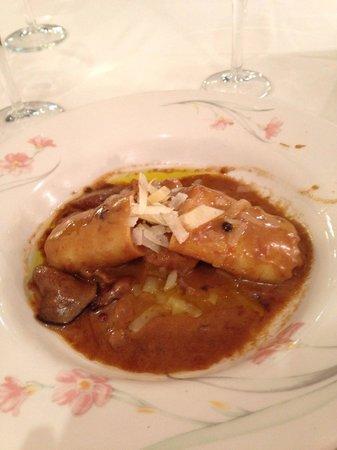Restaurante Rincon de Pepe: Canelones deliciosos