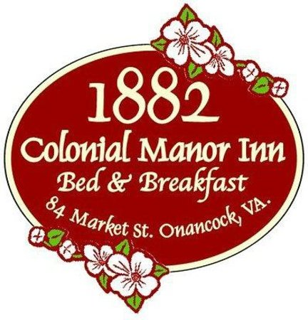 1882 Colonial Manor Inn : Serving guests since 1882.
