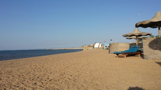 SENTIDO Oriental Dream Resort : Spiaggia