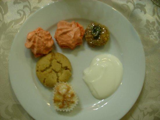 ClubHotel Riu Tikida Palmeraie: Sweets