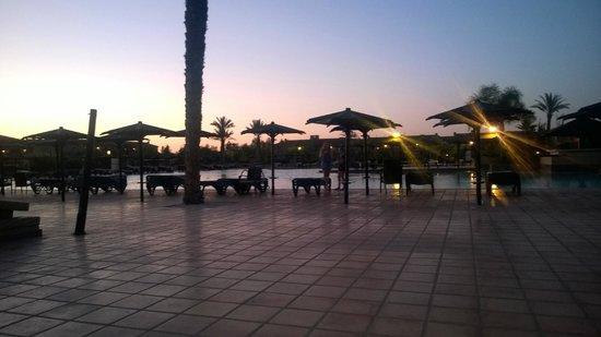 ClubHotel Riu Tikida Palmeraie: Pool