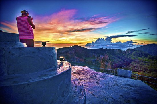 Mount Kelimutu - Ende - Flores - Indonesia - Wandervibes - sunrise