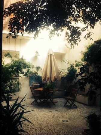 Guesthouse Garibaldi: Garden