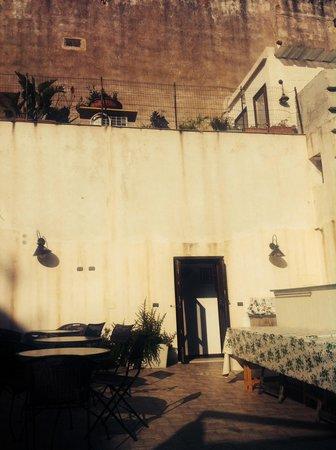 Guesthouse Garibaldi: Roofterras