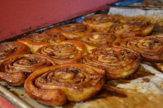 Wakefield Bakery : Sticky buns