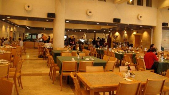 Ramat Rachel Resort: Salle à manger