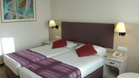 Ramat Rachel Resort: La chambre