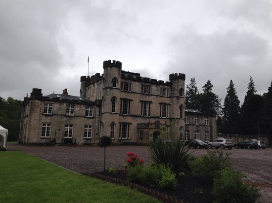 Melville Castle Hotel : The Hotel