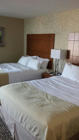 Holiday Inn Raleigh Downtown : Hotel room