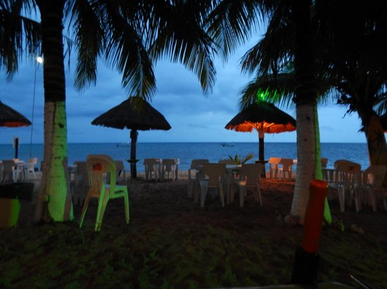 Alberto's Beach Bar & Restaurant: beautiful view