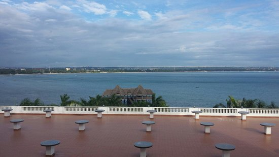 DoubleTree by Hilton Dar es Salaam-Oysterbay: Room view of Oyster Bay