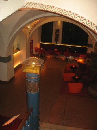GLO Hotel Art : Интерьер исторического корпуса