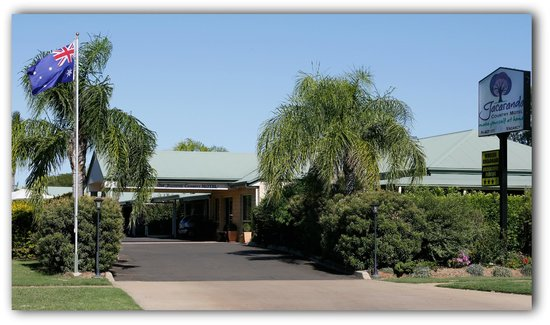 St george motels qld
