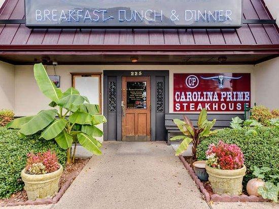 Carolina Prime Steakhouse Charlotte Menu Prices Restaurant Reviews Tripadvisor