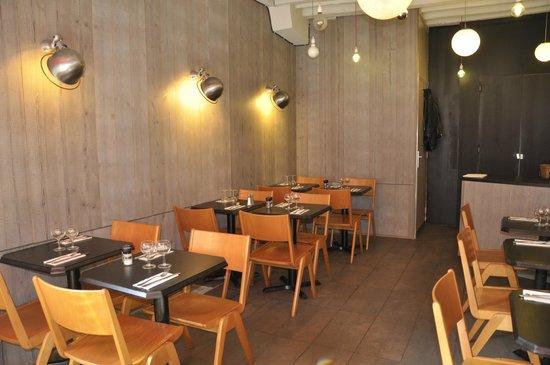 Le quai gourmand paris canal saint martin restaurant avis num ro de t l phone photos - Restaurant quai de valmy ...