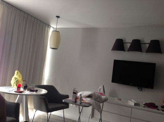 Hotel El Ejecutivo : Habitacion de Lux. Si la contratas por medio de agencia no es garantia