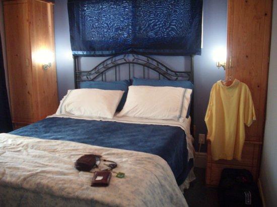 Albion Bed & Breakfast: kleines , saubers Zimmer