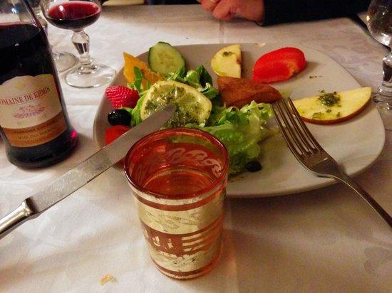 La Table Marocaine: antipasto