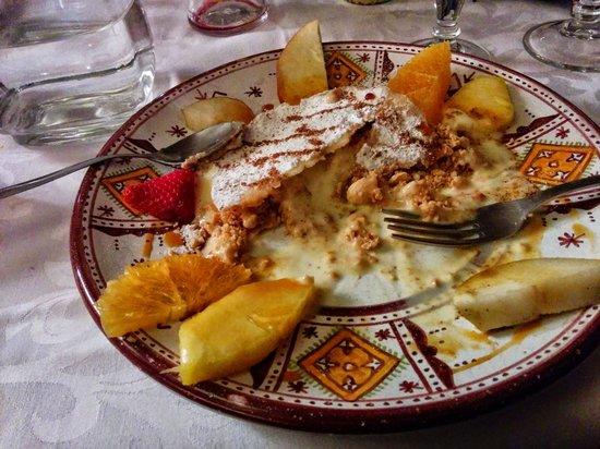 La Table Marocaine: dolce al latte